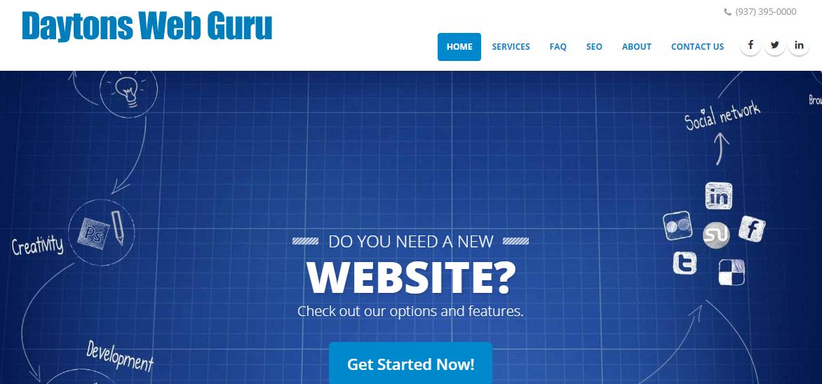 Dayton Website Design